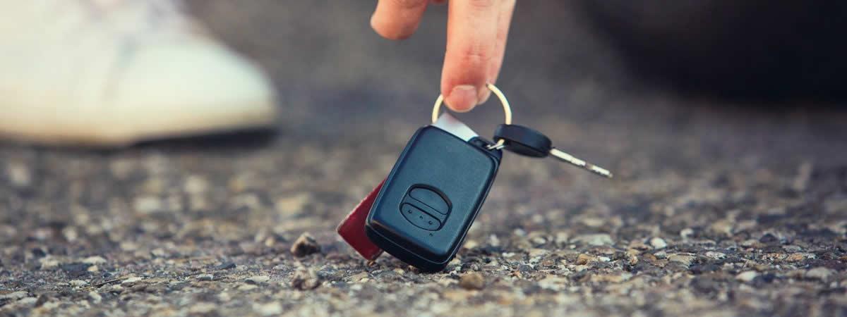 evite perder las llaves